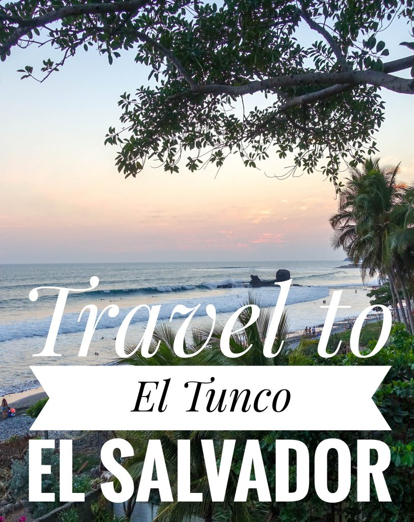 El Salvador is a beautiful country, make sure not to miss out on El Tunco! A beach town with great surf, beaches, parties, food and more...