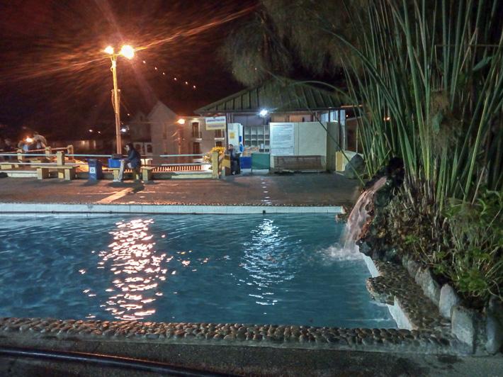 banos town ecuador things to do in Banos themral bath