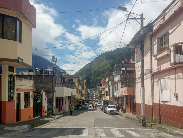 Banos town things to do in Banos ecuador