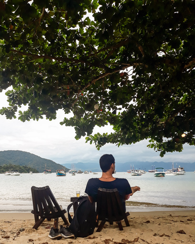 Visit Ilha Grande beautiful beaches