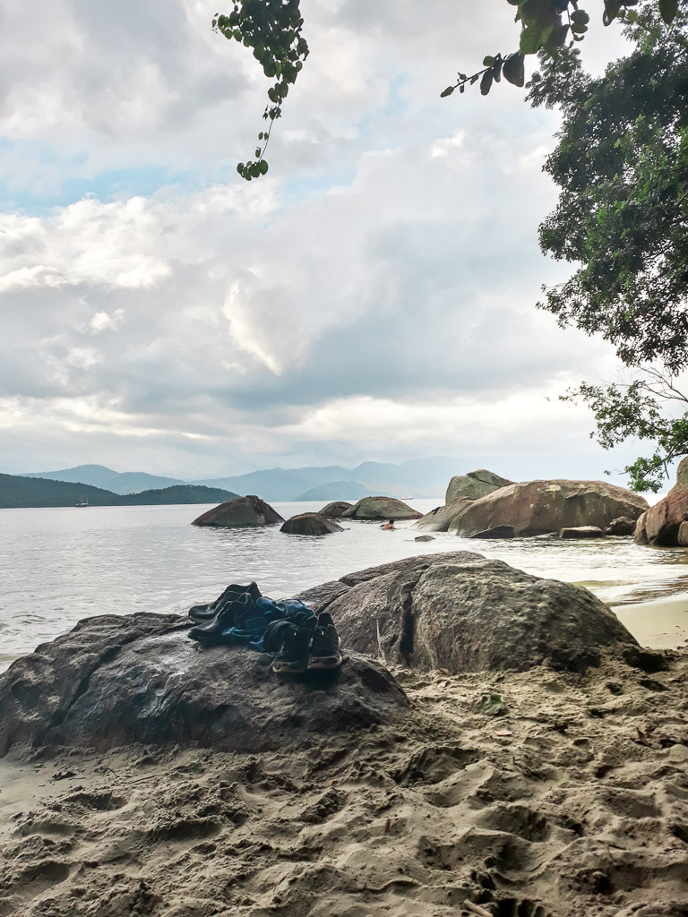 hiking in Ilha Grande Brazil travel guide