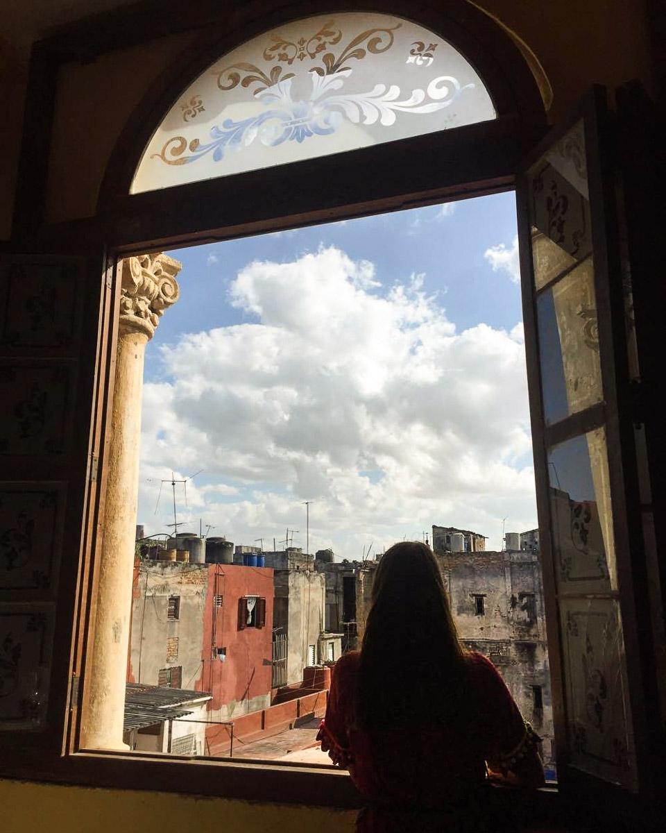 Rooftops Havana Traveling Cuba on a budget