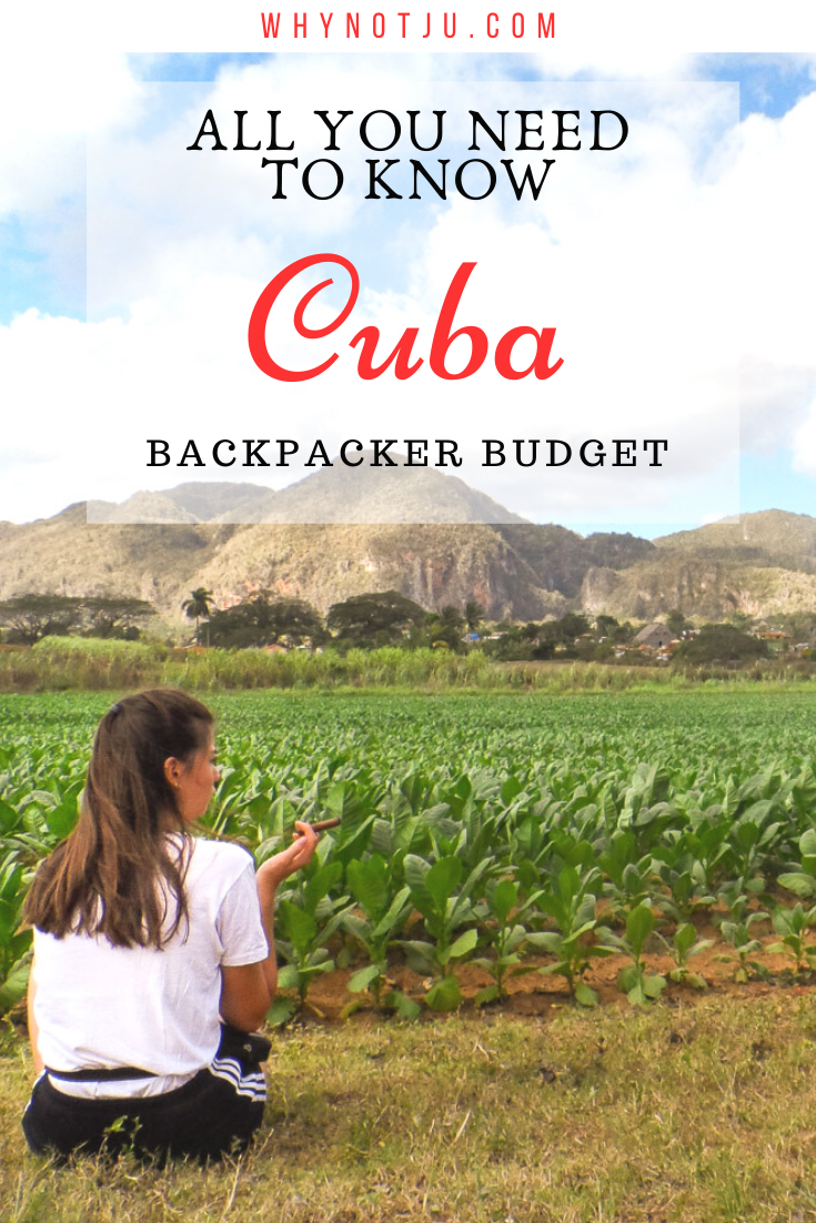 The ultimate guide to cuba on a backpacker budget
