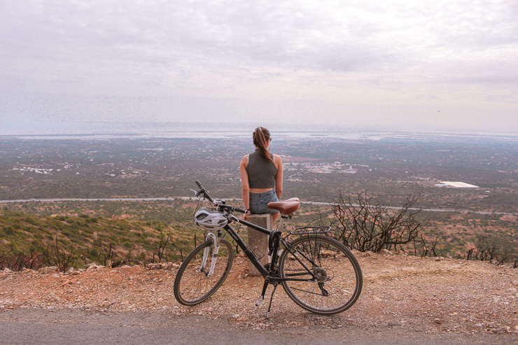 Faro San Miguel Mountain BikeThe Ultimate Guide to Algarve - Travel guide, backpacking suggestions, low budget travel tips and Itinerary suggestion