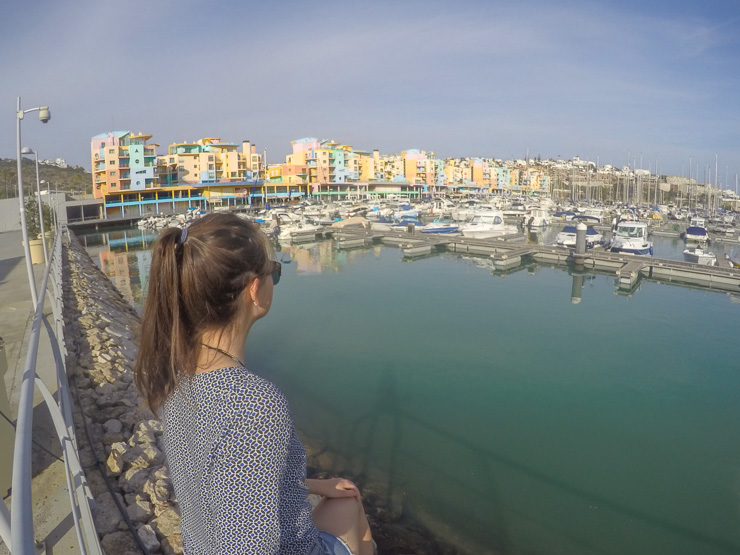 Albufeira Marina The Ultimate Guide to Algarve - Travel guide, backpacking suggestions, low budget travel tips and Itinerary suggestion