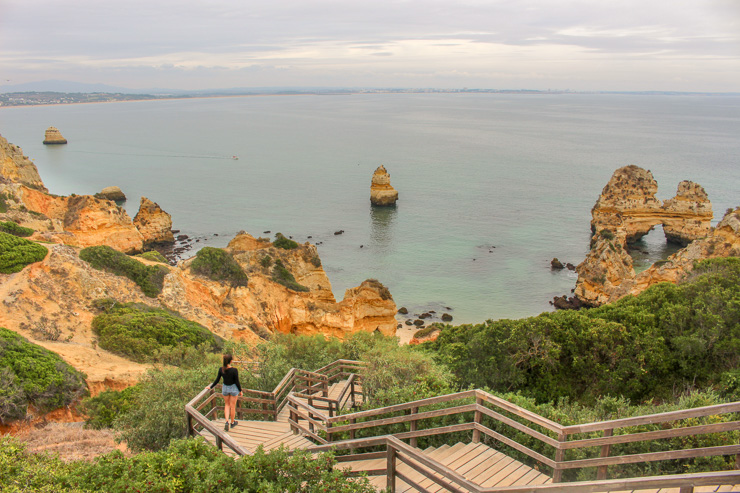 The Ultimate Guide to Algarve - Travel guide, backpacking suggestions, low budget travel tips and Itinerary suggestion
