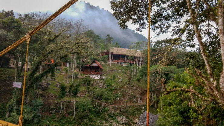 El Portal Hostel- In this article you'll learn about things to do in Semuc Champey, the beautiul National Park in the Guatemalian Jungle. How to get there and how to prepare for your visit. Backpacking in Guatemala.    #travel #backpacking #guatemala #semucchampey #centralamerica #guide #adventure #lowbudget