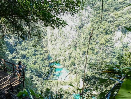 Things to do in Semuc Champey Guatemala backpacking adventure travel guide North and Central America