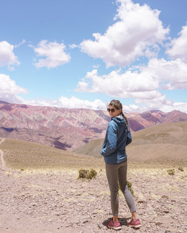How to spend time in altitude deal with altitude hiking in altitude Jujuy Argentina