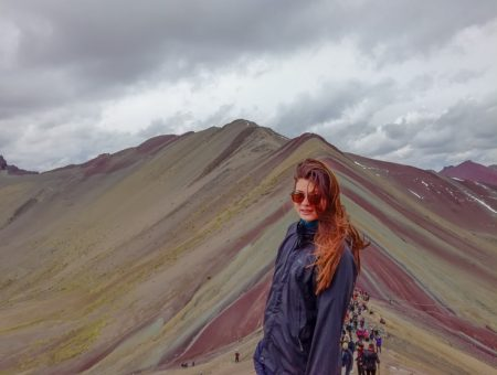 Hiking in altitude how to deal with altitude visiting the Rainbow mountain Peru