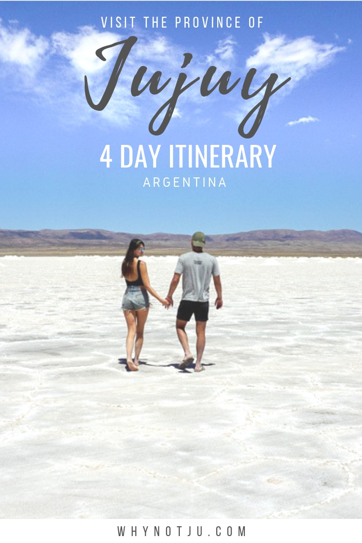 This article is a Jujuy 3 day itinerary with suggestions on how to spend 3-4 days in the Argentinean Province of Jujuy. Don't miss out on... #travel #argentina #southamerica #backpacking #guide #itinerary #adventure