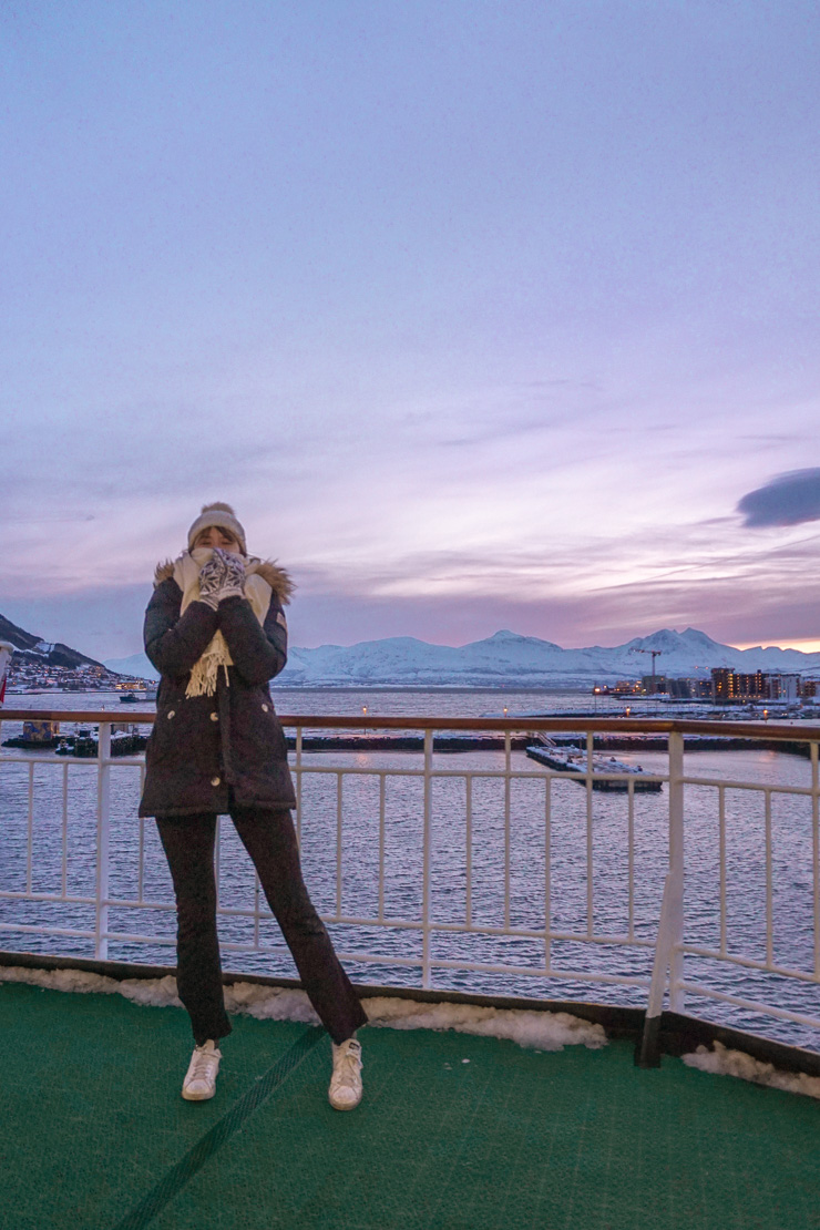 Travel to tromsø pack for your destination Norway
