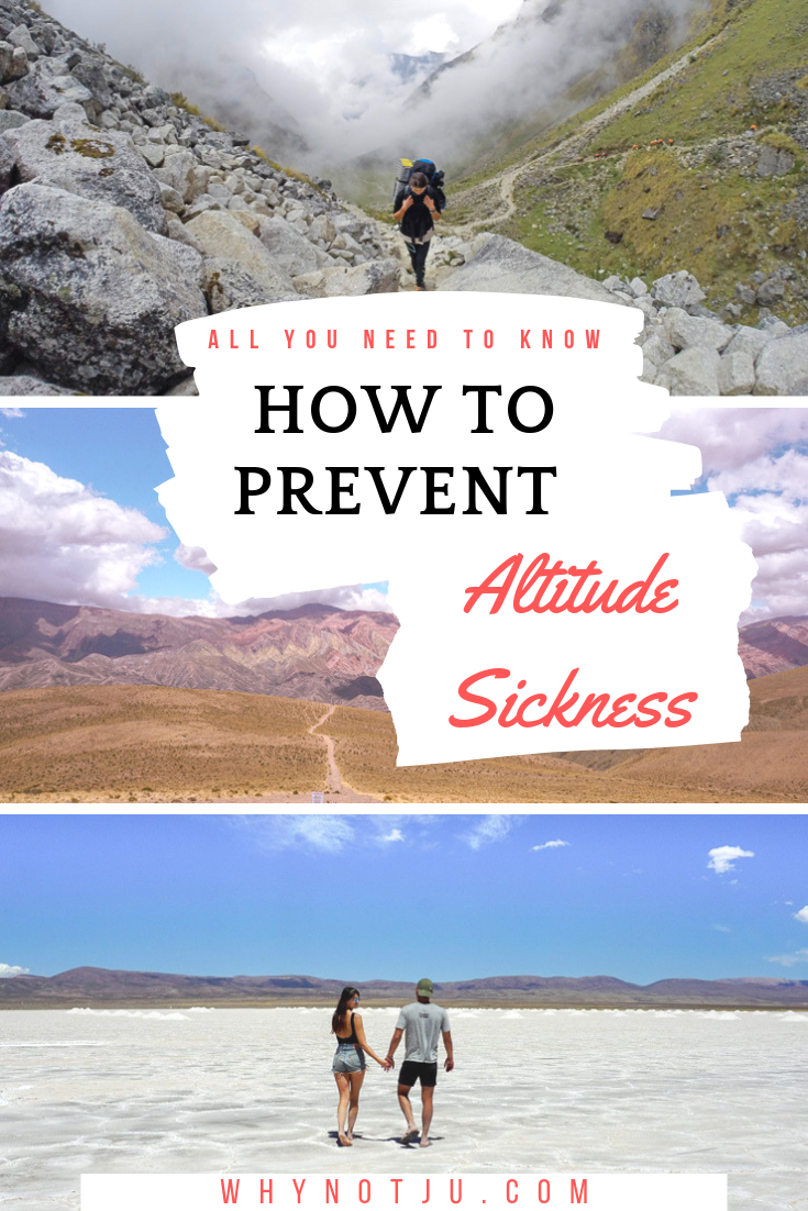 Are you traveling through areas in altitude? Doing your first hike in high elevation? All about how to prevent altitude sickness naturally..
