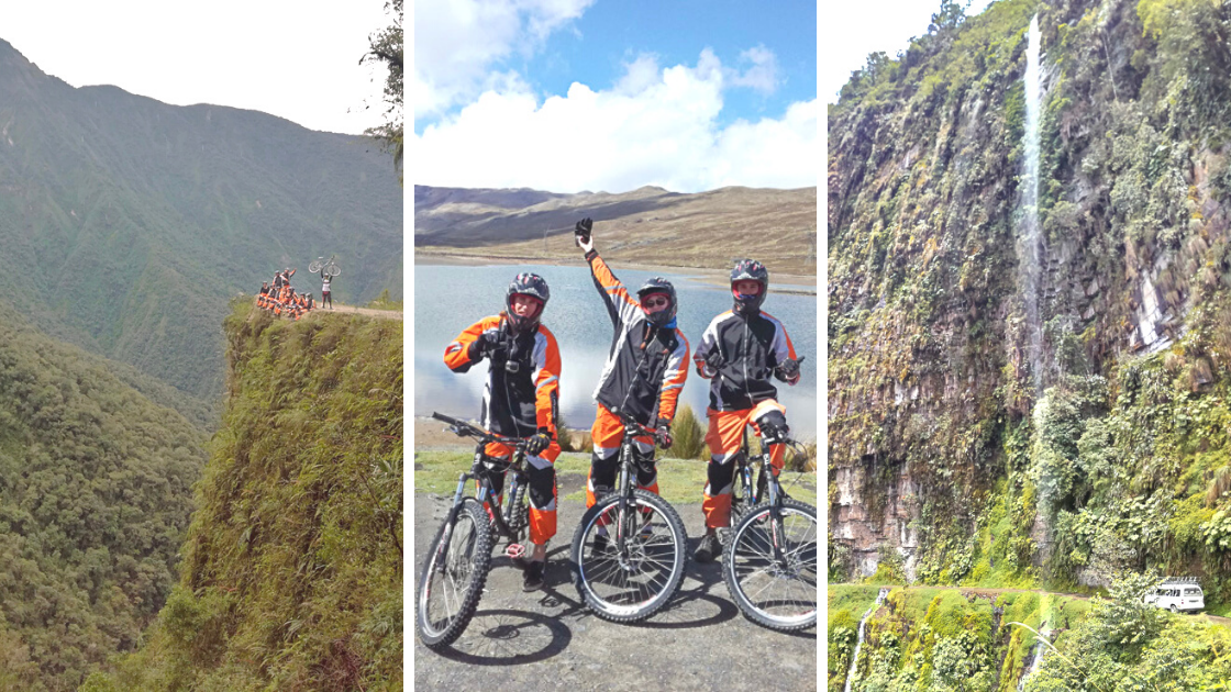 Death Road Bolivia Biking Experience