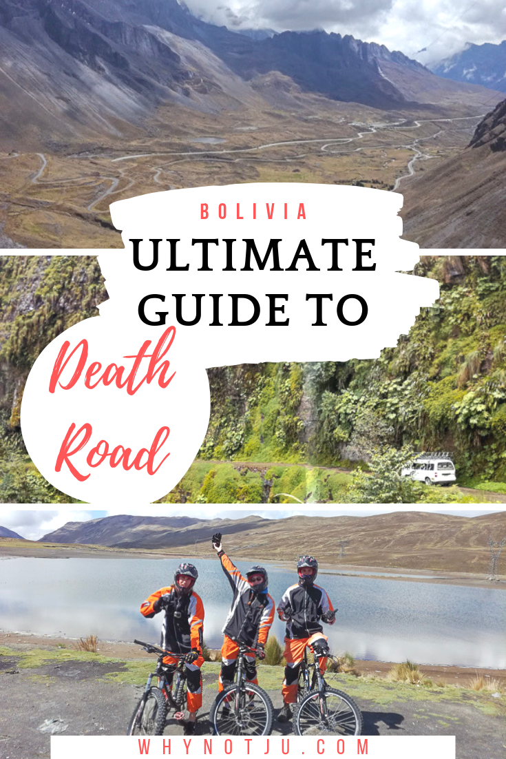 All you need to know to prepare for you Death Road Bolivia Biking Experience! One of the highlights of my Bolivia backpacking trip. all you need to know about prices, tours and... #travel #adventure #bolivia #lapaz #DeathRoad #Backpacking