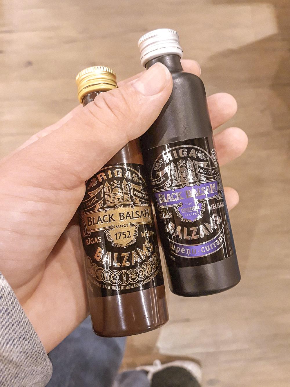 Try Latvias Black Balsam
