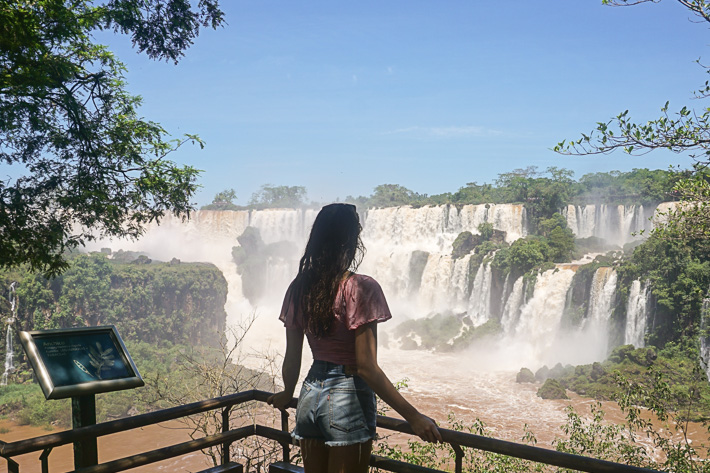 How to visit Iguazu Falls