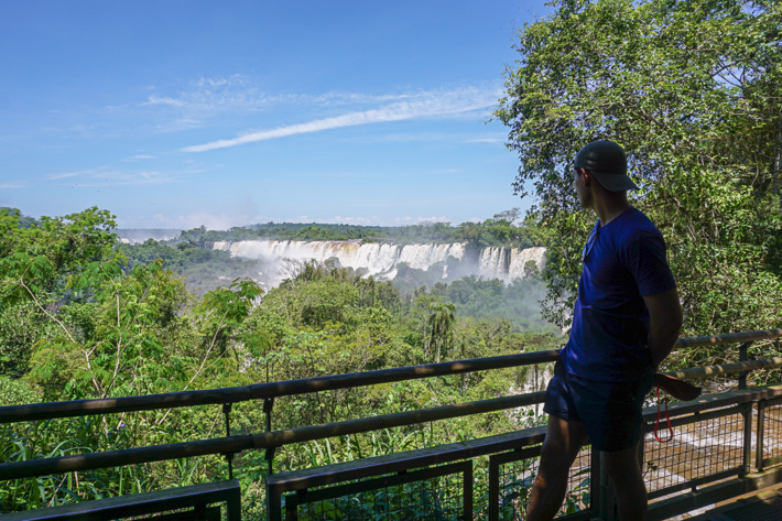 How to visitIguazu Falls National Park Travel Guide view point