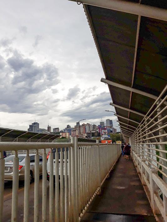 Tancredo Neves Bridge Triple Frontier Argentina Brazil What to do in Iguazu
