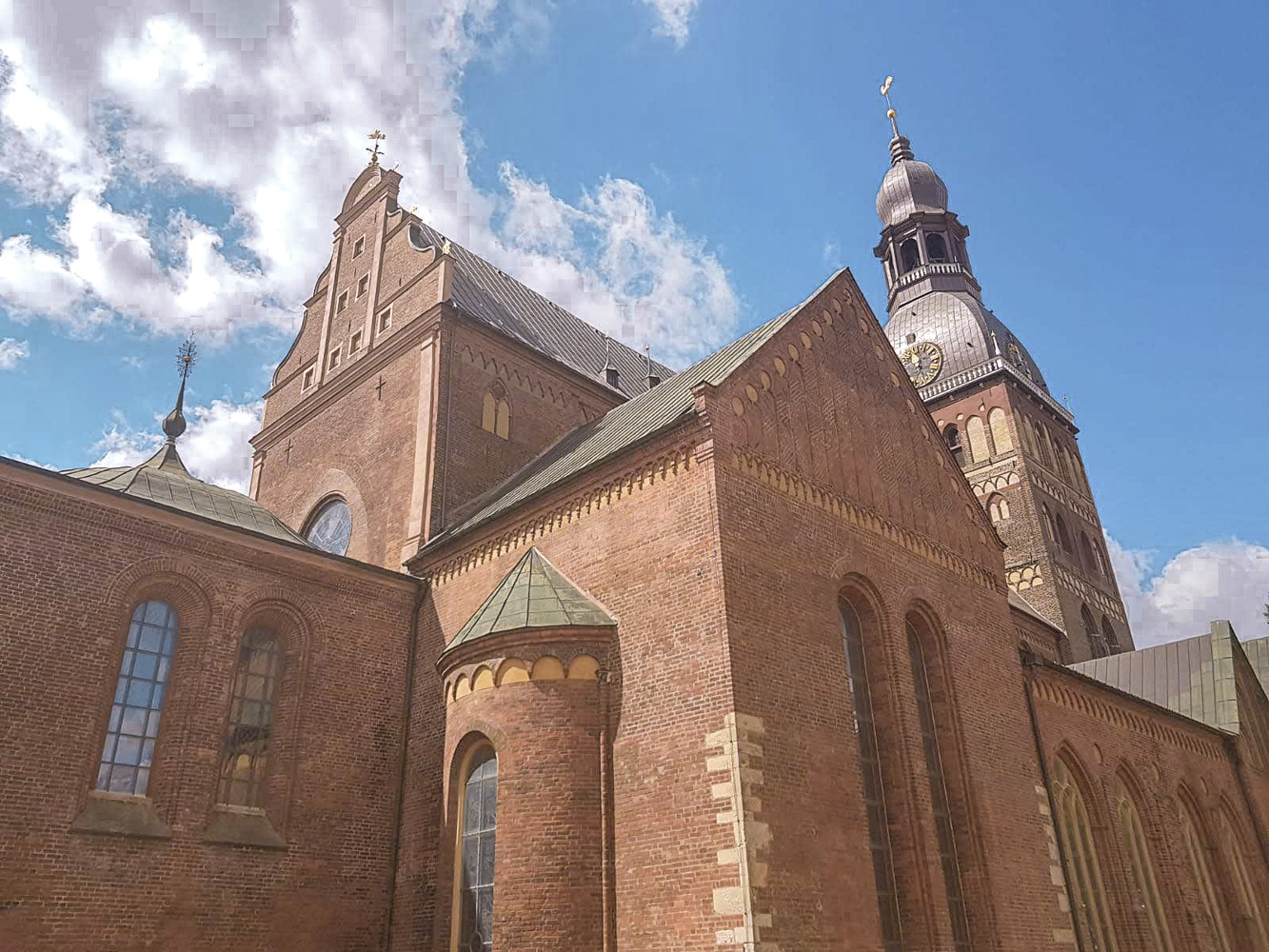 Riga Dome Cathedral Guide to Riga What to see