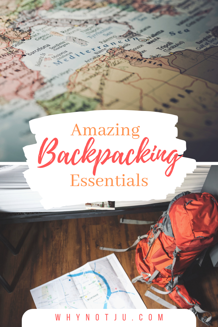 Packing for travels can be difficult, but get better with practice. Here are the travel essentials for backpacking that will make your packing easier