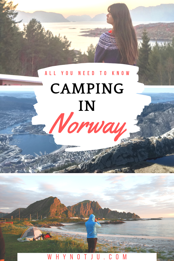 This post contains all you need to know about camping in Norway. It's best way to see Norway on a budget, be it to se the city, the nature or both. hope you enjoy this locals guide.