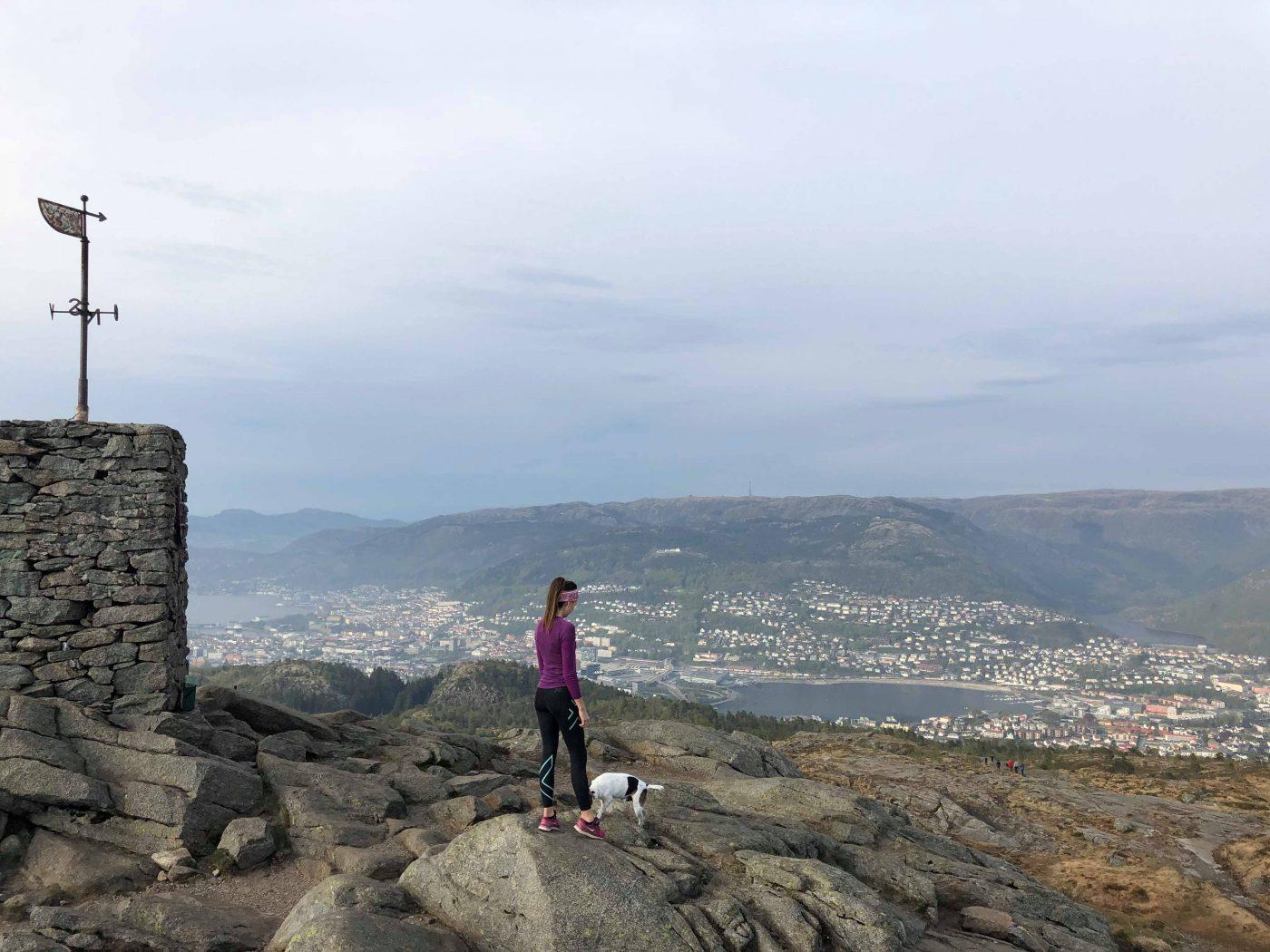 Løvstakken Bergen Hike