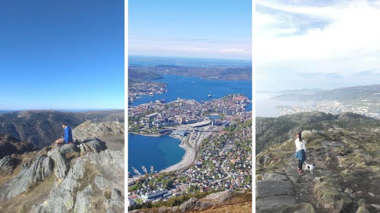 How to go hiking in Bergen Norway