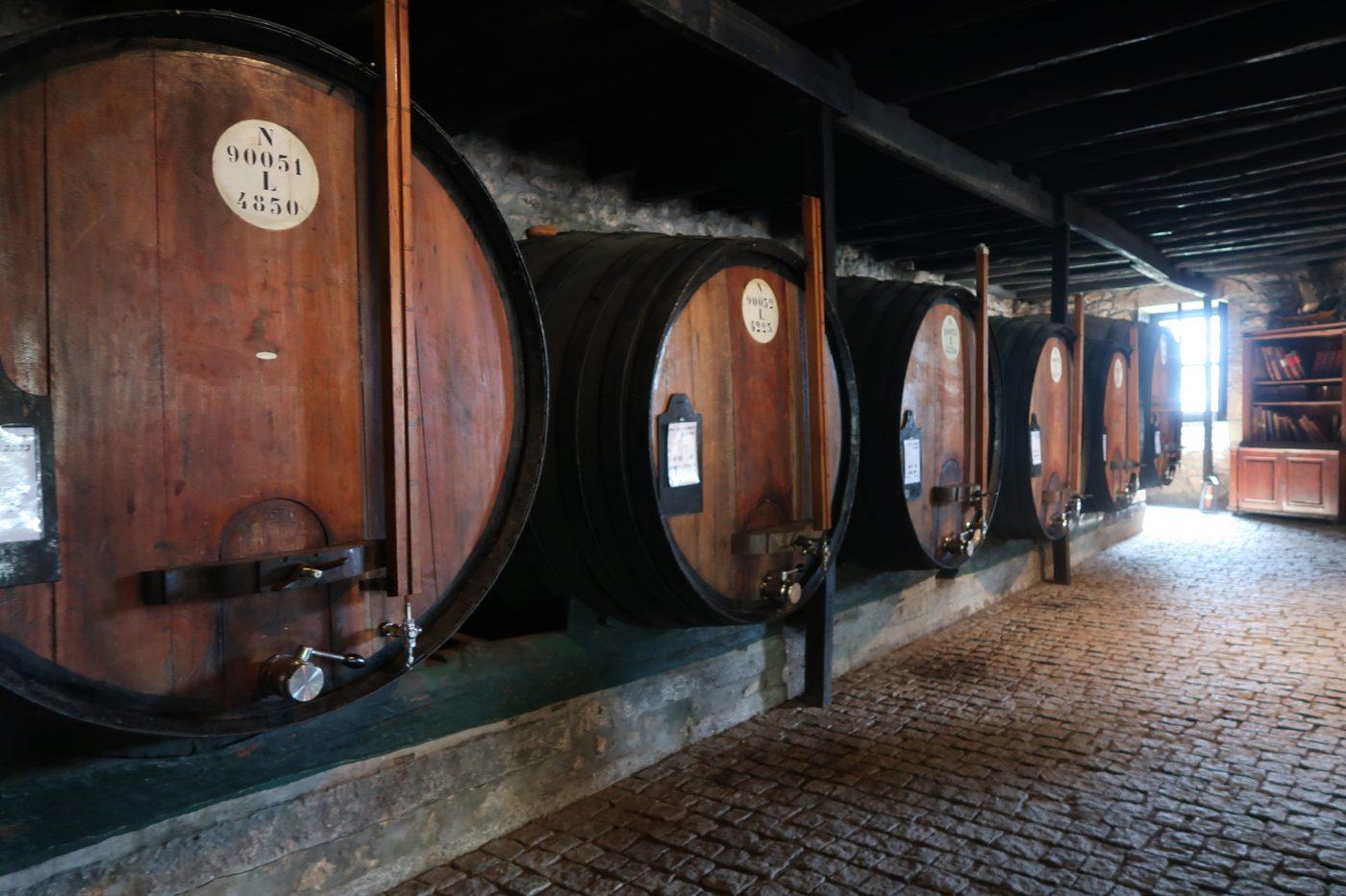 visit a port wine cellar in Porto Portugal