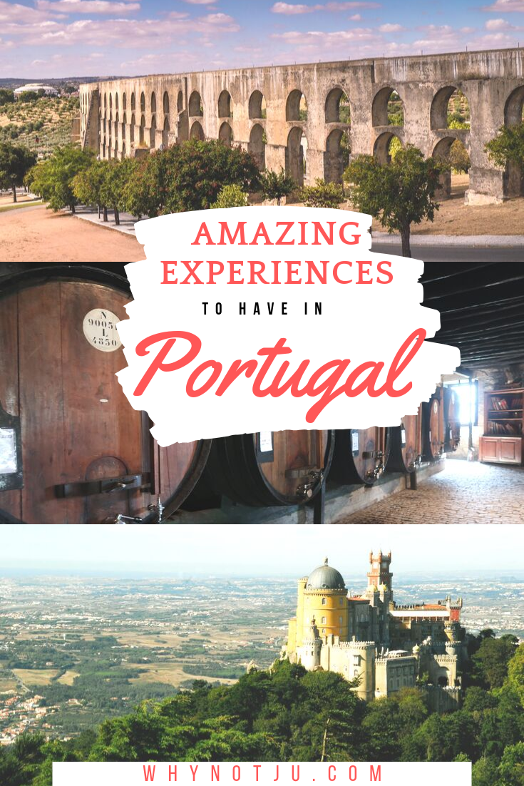Amazing experiences to have in Portugal. This post helps you decide where in Portugal you should go next from beautiful beaches, long hikes, to big city life. Portugal had something for everyone.