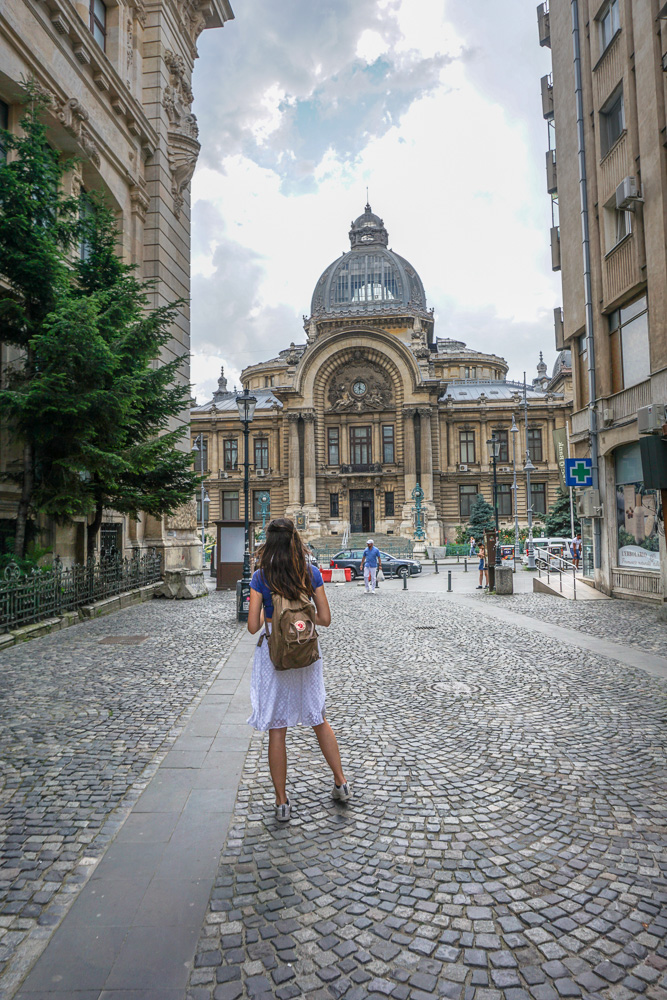 CEC Palace Bucharest Things to do in Bucharest