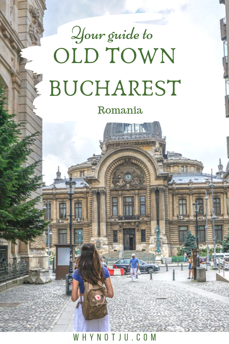 Bucharest is a city full of history and a lot of that history is concentrated in the old town. Here is all you need to know to start exploring Bucharest's old town.