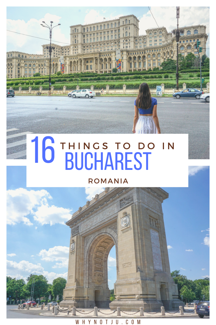 Bucharest a city filled with amazing architecture, history and plenty of activities. 16 things to do in Bucharest, and all you need to know to start planning your trip with this article!