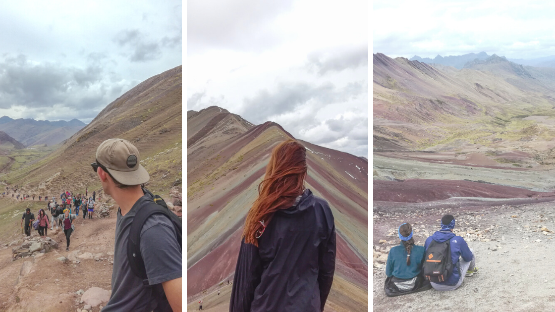 How to Visit Rainbow Mountain Peru Cusco