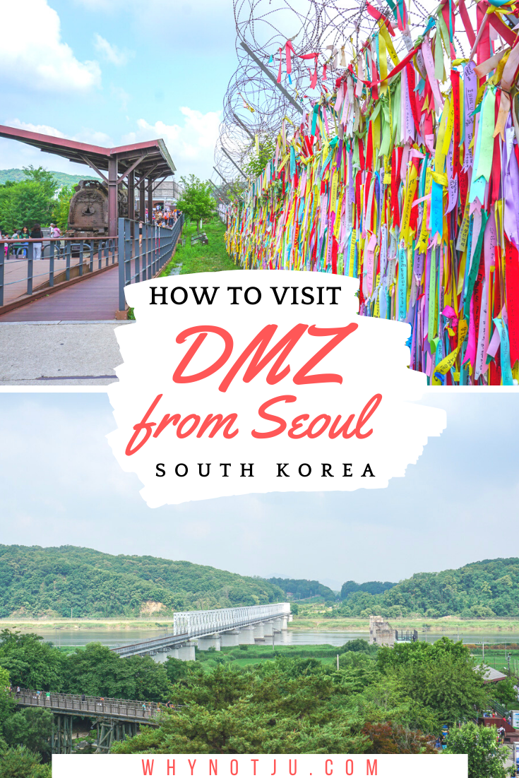 Visit the DMZ from Seoul. The demilitarized zone between South and North Korea. This guide to the DMZ tells you all you need to know to prepare for your visit to the border between the two countries on the Korean Peninsula, still at war.