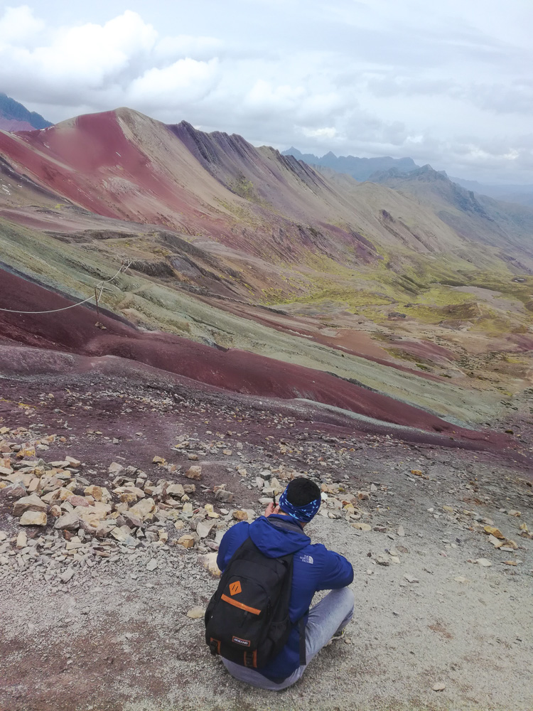 Rainbow Mountain tour Peru