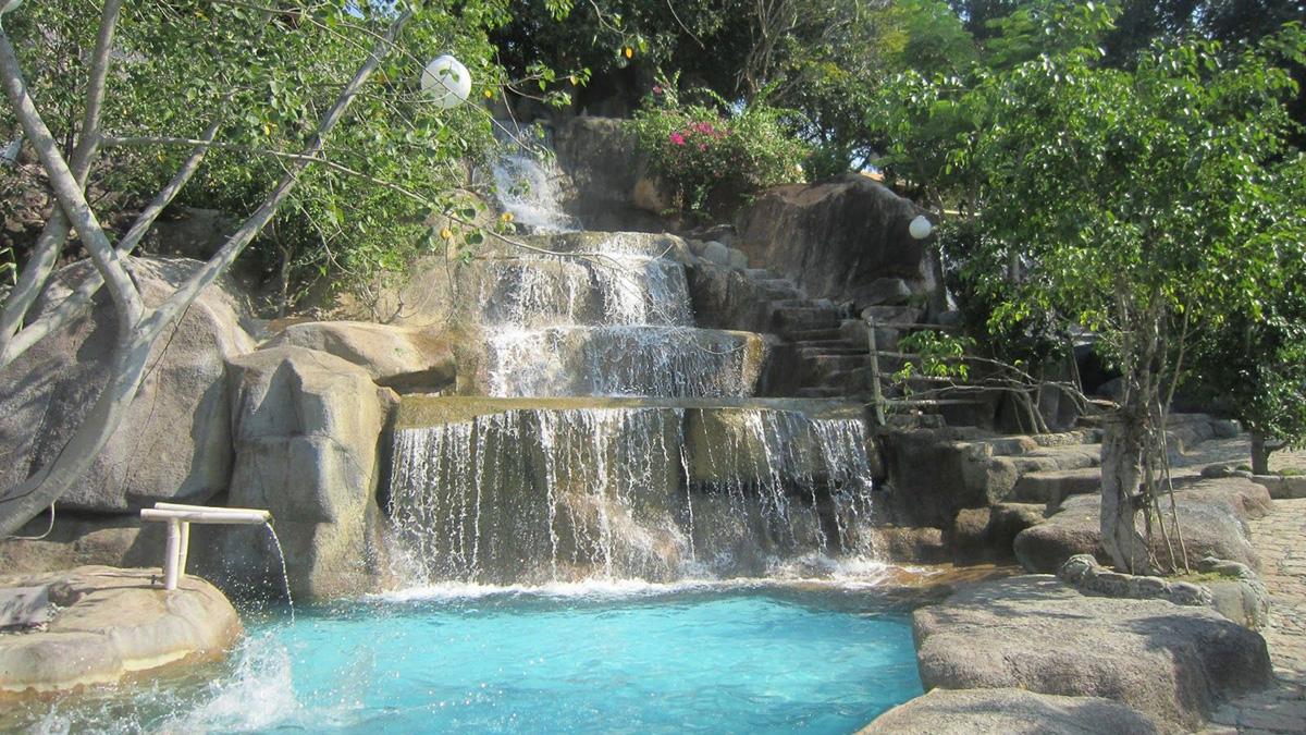 Ba Ho Waterfall Nha Trang Vietnam