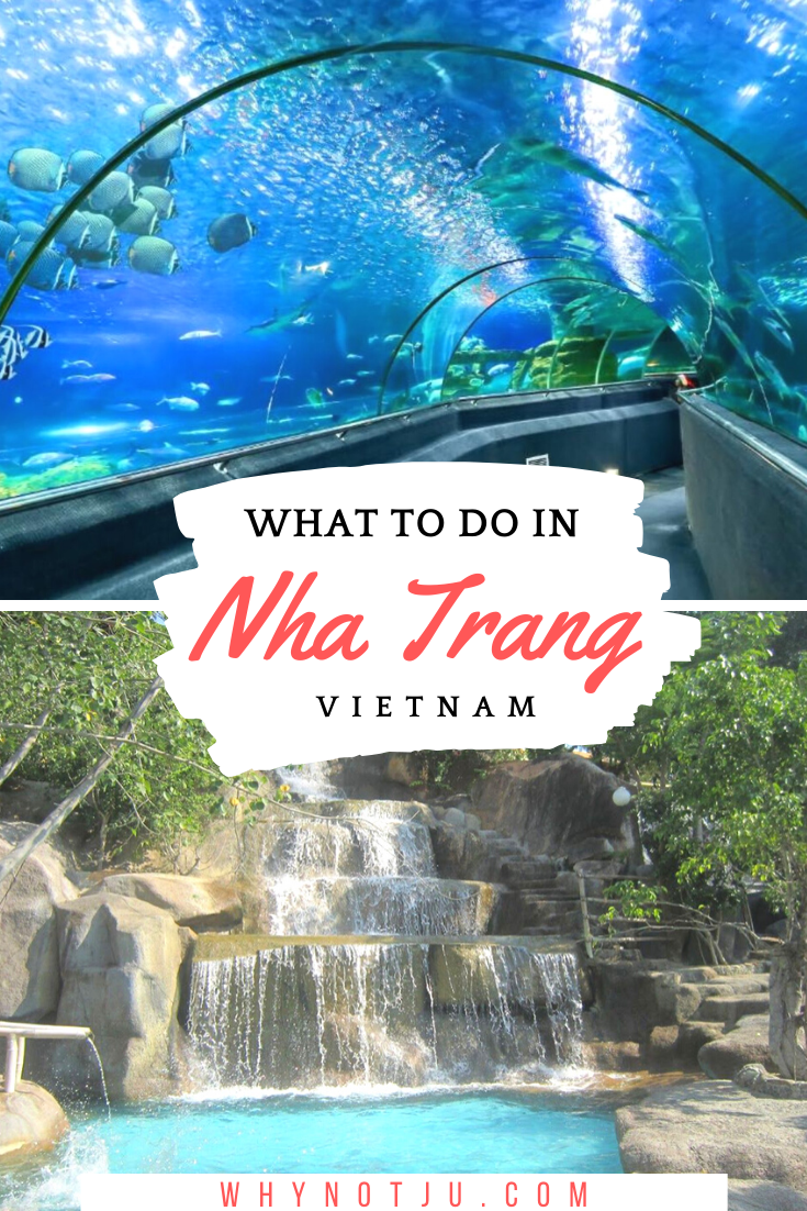 Nha Trang in the south of Vietnam with its long beach, beautiful islands and great diving it is a travelers paradise. Nha Trang has so much more to offer than just the beautiful beaches. Read on to learn what you cannot miss in Nha Trang.