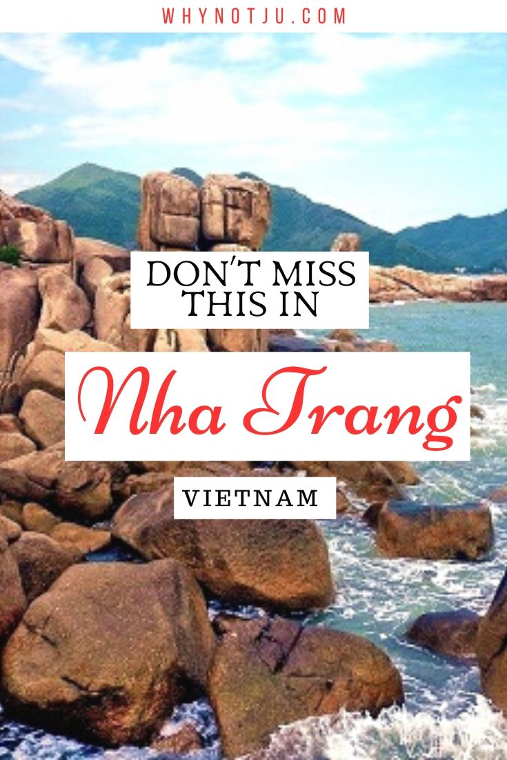 Nha Trang in the south of Vietnam with its long beach, beautiful islands and great diving it is a travelers paradise. Nha Trang has so much more to offer than just the beautiful beaches. Read on to learn what you cannot miss when visiting Nha Trang.