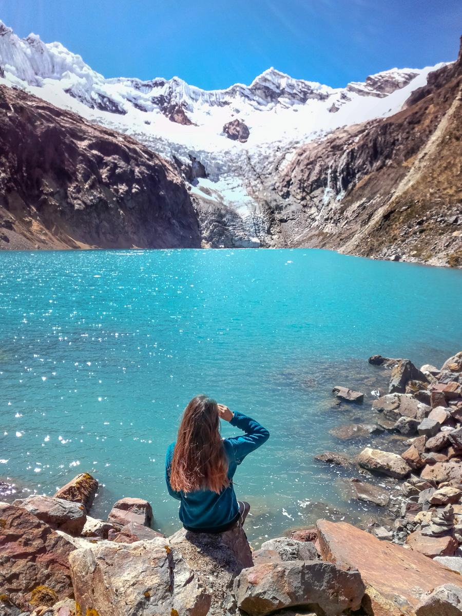 Arhuaycocha Lake Santa Cruz Trek Huaraz Peru