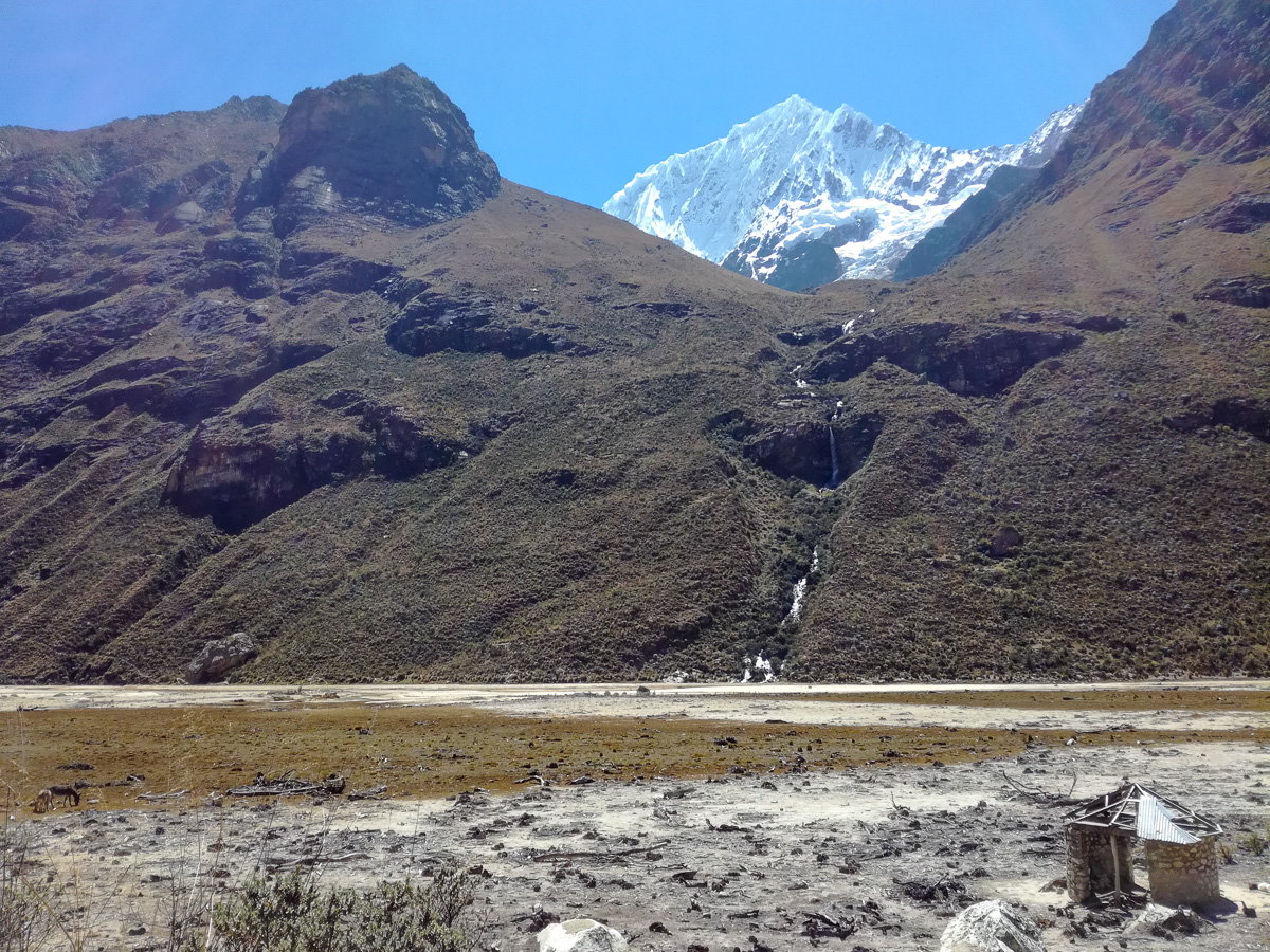 lago Jatuncocha Santa Cruz Trek Huaraz Peru