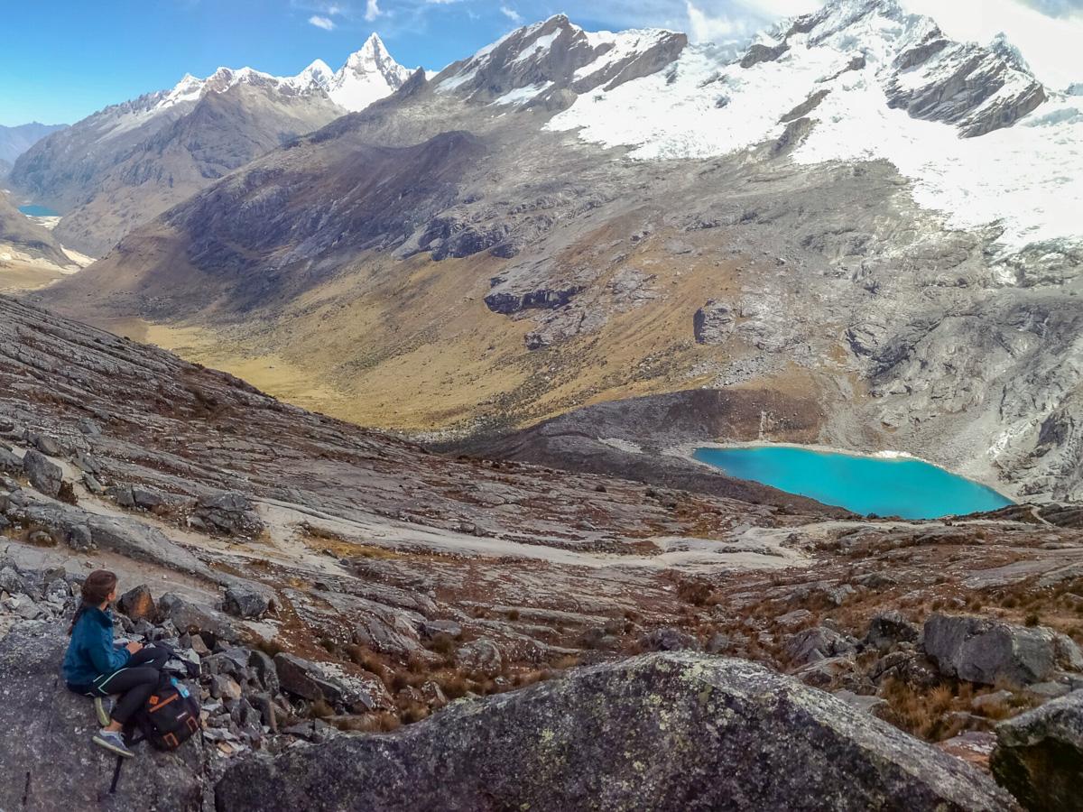 View Santa Cruz punta union Peru