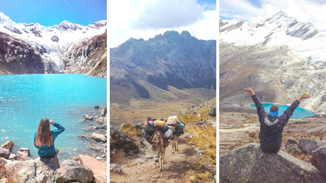 Ultimate guide to hiking Santa Cruz Trek Huaraz Peru